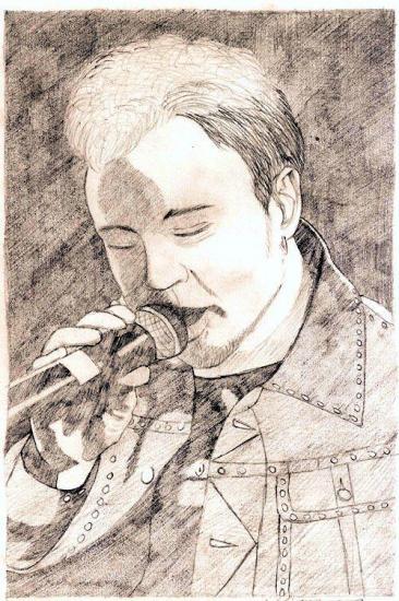 Darren Hayes by DasVolf